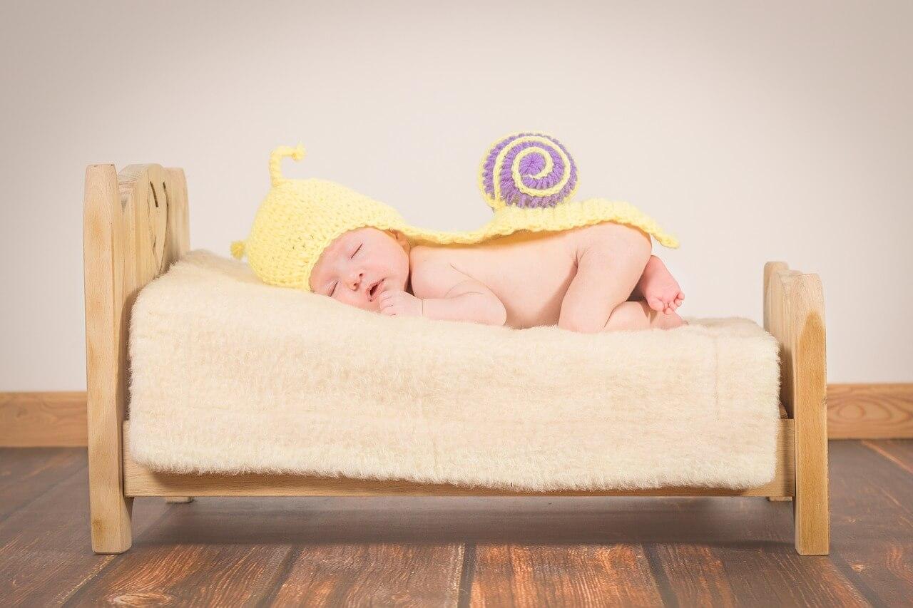 Dieťatko spí