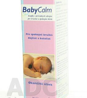 Babycalmkvapky