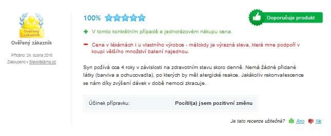 Infants Dophilus Plus - skúsenosti a recenzie