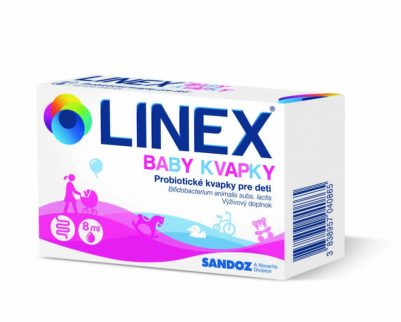 LINEX baby kvapky