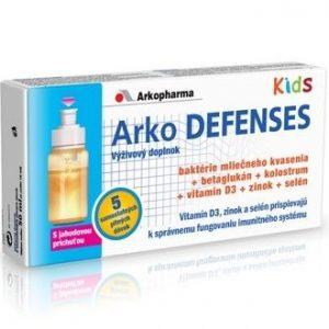 Arko Defenses Kids