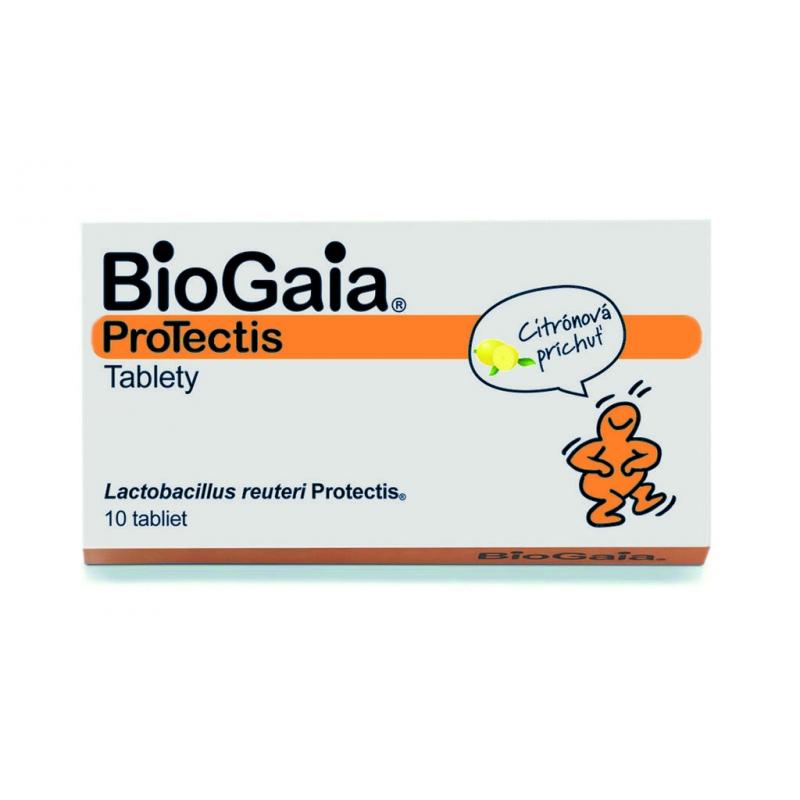 BioGaia ProTectis - citrónová príchuť