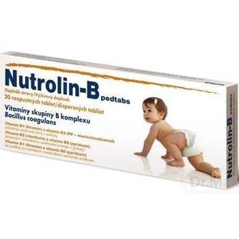 Nutrolin B pedtabs