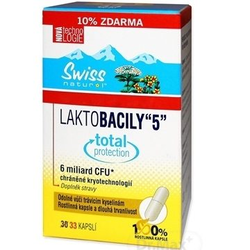 SWISS Laktobacily 5