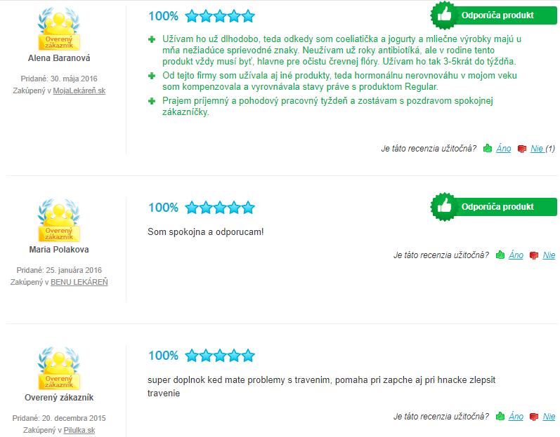 """SWISS LAKTOBACILY """"5"""" - recenzie a skúsenosti s prípravkom"""