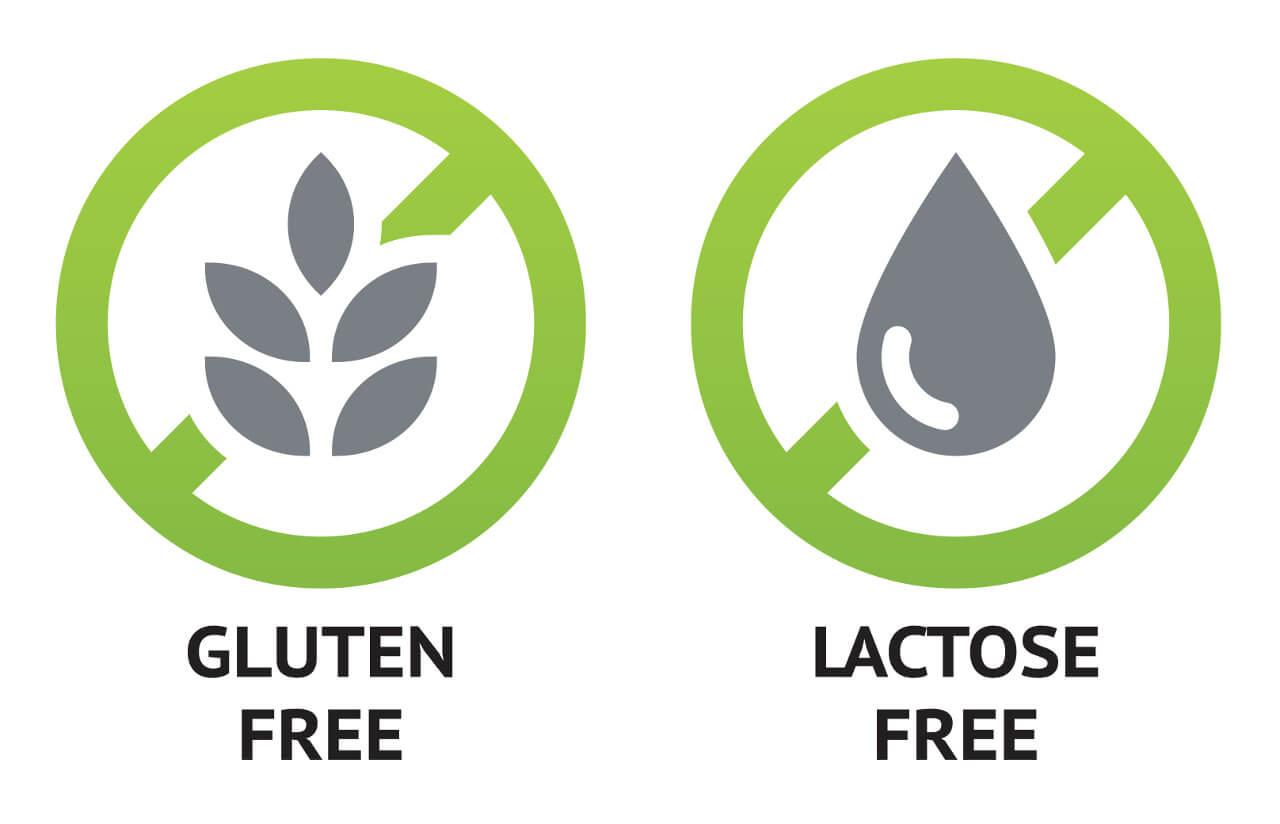 Probiotiká bez laktózy a lepku