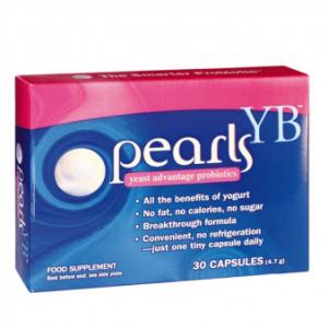 Pearls YB pre ženy (30 kapsúl)