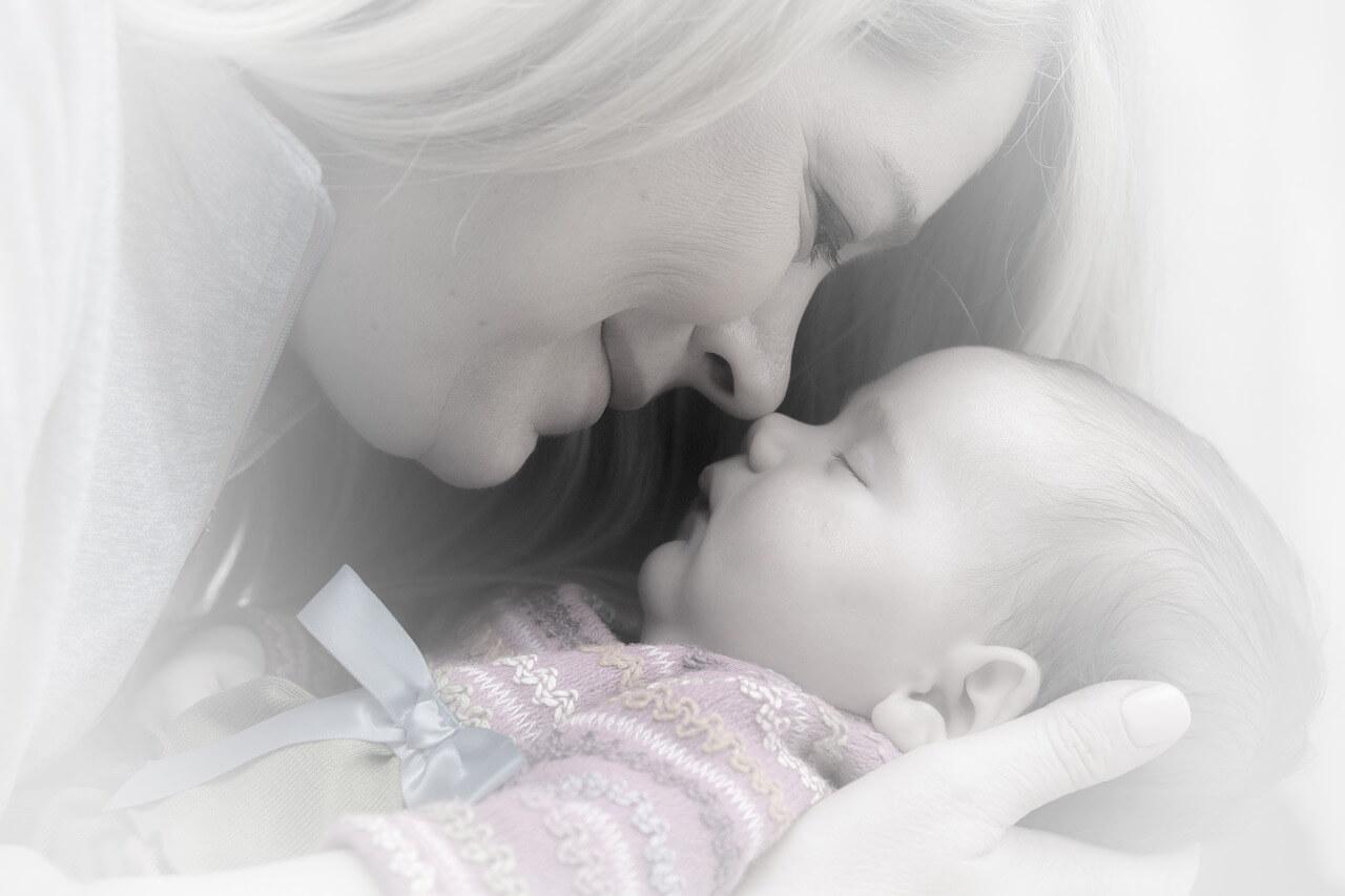Matka a dieťa, probiotiká po pôrode a obezita